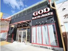 GOD Hair&Make ガーデン前橋店