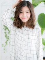 おおたかの森/髪質改善/ニュアンスカラー×エアリーミディb
