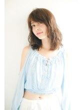 プリマ(PRIMA)hair&make...Toshi .Matsuki...