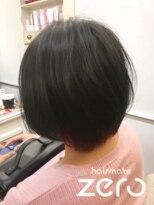 ヘアーメイクゼロ 坂戸駅前店(hairmake zero)インナー チェリーレッド