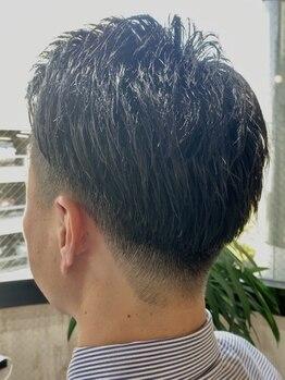 """さぶちゃん 柏の写真/ON/OFFを楽しめるヘアスタイルが人気!男性も通いやすい少人数サロン""""美容室さぶちゃん""""【柏駅徒歩5分】"""