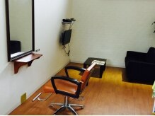 美容室リアン(Lien)の雰囲気(2席のプライベートサロン☆)