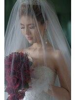 桜GINZA 2ベールの花嫁さま♪
