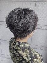 ベックヘアサロン 広尾店(BEKKU hair salon)ナチュラルパーマでオシャレハンサムショート☆