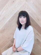 オーブ ヘアー ルビー 御所野店(AUBE HAIR ruby)山田 亜希子