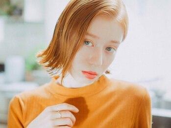 ポッシュ 原宿店(HAIR&MAKE POSH)の写真/経験と知識が豊富なカラーリスト在籍!≪カット+カラー¥4500≫なりたい髪色を丁寧に再現♪