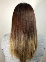 きれい髪美容所髪質改善ヘアエステトリートメント