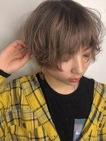 スティル ヘアアンドアイラッシュ(STILL hair&eyelash)【STILLが叶える・・】ミルクティーショート