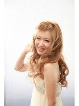 ヘアースペース 練馬店(hair space COCO)TEL0359469344*エクステつけ放題+フルカラー+カット16740円