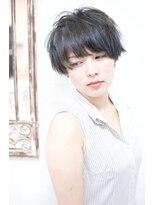 IJK 表参道ポイントカラーラフショート♪【青山・表参道】
