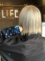 ヘアー メイク スタジオ ライフ(HAIR MAKE STUDIO LIFE)キリッパホワイトベージュ