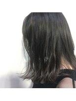 ウノプリール 梅田店(uno pulir)★unopulirUMEDAGODカラー★透明感あるブラックカラー