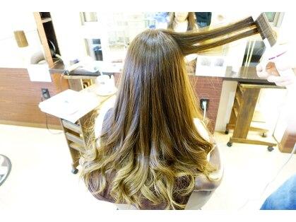 ヘアースペース オブジェ(Hair Space Objet)の写真