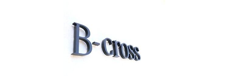 ビークロス(B-cross)のサロンヘッダー