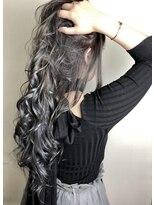 ヘアサロンエム フィス 池袋(HAIR SALON M Fe's)highlight gray×ash
