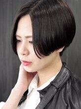 ヘアーコントレイル(hair contrail)