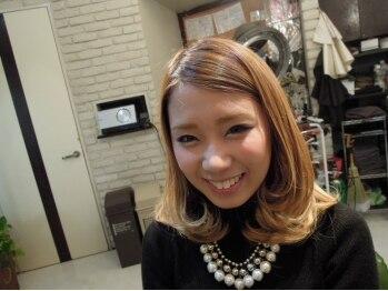 ヘアースタジオ チェイング(HAIR STUDIO CHAING)の写真/平日16:00までにご来店の方にHPB限定のお得なクーポンをご用意!キレイになるなら平日の隙間時間を利用♪