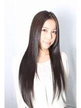 ブランチェ 銀座店 BLANCHE【BLANCHE】☆暗髪ロングストレート☆