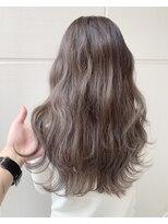 バンクスヘアー(BANK'S HAIR)ミルクティーグレー