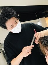 トリッシュ ヘアー(Triche Hair)澤本 宏之