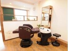 バーバーショップ ボンド(Barber Shop Bond)の雰囲気(シャンプーやヘッドスパもお席を移動する必要もありません★)