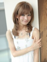 《AFLOAT裕二朗》大人女性、ミセス世代に支持◎髪型セミロング28