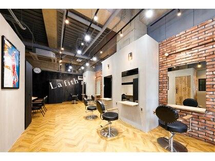 ラフィス ヘアー コタ 明石店(La fith hair cota)の写真