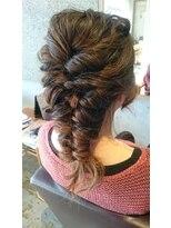 ヘアーアンドリラクゼーション ラシック(Hair&Relaxation LA.CHIC)ルーズダウンスタイル