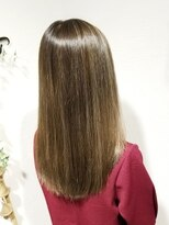 ローグ ヘアー 金町店(Rogue HAIR)ローグヘアー【高 和宏】大人かわいい切りっぱなし3Dカラー