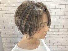ルーナヘアー(LUNA hair)の雰囲気(ショートヘア得意です☆)