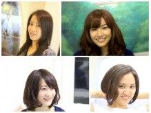 プラウドの雰囲気(ご新規限定★髪質改善カラーエステPr10800円)