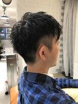 ルルカ ヘアサロン(LuLuca Hair Salon)LuLucaお客様☆スナップ メンズスタイル