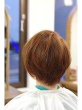 リリーフ ヘア(ReLIEF hair)お手入れ簡単ショートレイヤー