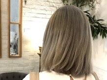 コム(com by neolive)の雰囲気(当店の髪質改善はブリーチ等でまとまりにくい毛先をツヤツヤに!)