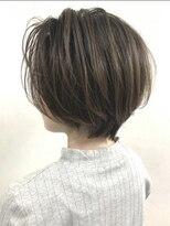 ソース ヘア アトリエ 京橋(Source hair atelier)【SOURCE】パーフェクトショートボブ