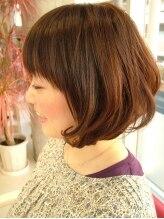 ヘアーメイクフォルム(hair make forum)ふんわりボブ★