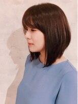 ボヌールヘア(BONHEUR HAIR)ボヌールヘアー 綾瀬【YUKIE】ライトロブ