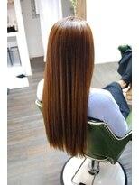 ヘアドクター ディービー 渋谷店(HAIR DOCTOR DB)紫外線によるダメージ毛 《ヘアドクターDB》