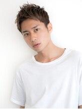 ヘアールーム ルシア 山形(hair room Lucia)セミウェット ワイルドツーブロック☆モテ男ショート