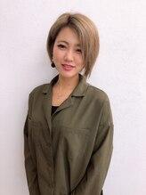 グレイス ヘア デザイニング(GRACE hair designing)高山 香菜子