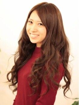レアリス ヘアーデザイン(REALIS hair design)の写真/超高品質人毛エクステが1本300円!!!!グラデーションエクステ、シールエクステまで揃っています♪
