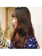 ハブコヘアスパ(HaBCo hair spa)デジタルパーマ×くせ毛風