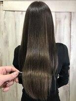 アンフィフォープルコ(AnFye for prco)【AnFye for prco】ジュエリーシステム×縮毛矯正×ヘアカラー
