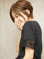 ベック ヘアサロン(BEKKU hair salon)『美シルエット☆』大人可愛い後頭部ふんわり♪ 恵比寿・広尾