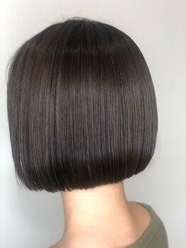 ジャガラ 千葉中央駅店(JAGARA)の写真/広がりやうねりを抑える!!JAGARAの[酸熱トリートメント]でサッとまとまる美髪へ☆【千葉】