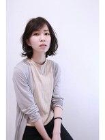 ロベック フジガオカ(Lobec FUJIGAOKA)【Lobec fujigaoka】ゆる可愛 ミディアムボブ♪