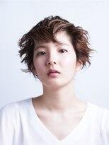 サラビューティーサイト 志免店(SARA Beauty Sight)丸みとシャープさを合わせもったクールショート