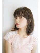 ガーランド (Garland)[Garland/表参道]☆切りっぱなし外ハネカジュアルボブ☆02