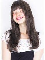 ヘアサロン ガリカ 表参道(hair salon Gallica)☆ グレージュ & 毛束感 ☆ ナチュラル小顔セミロング ☆