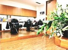 ズーカヘアー(Zu cA HAIR)の雰囲気(ヘットスパ・シャンプーブース ズーカ相模大野 美容室 美容院)